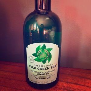 The Body Shop Figi Green Tea Purifying Shampoo
